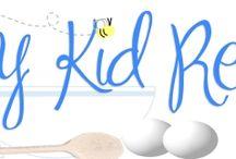 Kid Friendly Recipe / by Ana Blackwell