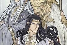 Eldar / Tolkien