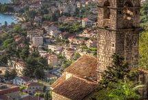 Montenegro - travelling