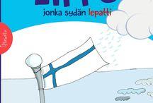 Satu Suomen lipusta