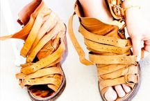 Shoes, handbags ..