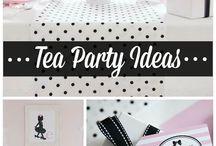 Tea Birthday Party / by Laura Szymanski