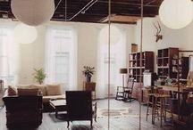 Studio & Sanctuary  / #HomeDecor #EclecticStyle #CreativeOffice