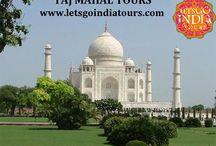 TAJ MAHAL DAY TOURS / http://letsgoindiatours.blogspot.com/2016/01/taj-mahal-day-tours.html