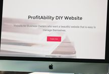 ProfitAbility DIY Websites