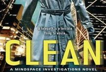Mindspace Investigations Cast By Ivana / Ivana casts the characters in the Mindspace investigations series by Alex Hughes.. View book reviews at http://onebooktwo.com.