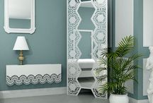 Lace Console Tables