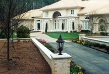 Landscaping Wall and Pier Caps / Cast Stone Landscaping Wall and Pier Caps and Cast Stone Finials