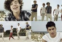 One Direction.♥