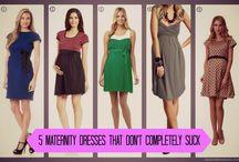 Maternity Clothes / Maternity Clothes that aren't just frumpy sacks.