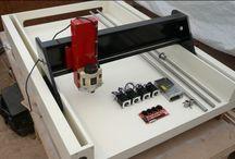 Rockcliff CNC ROUTER PLANS / CNC ROUTERS  Built From ROCKCLIFF CNC PLANS,