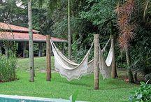 Casas jardins natureza