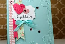 scrapbook cards / All things Stampin Up! But mostly cards.  / by Angie Maynes