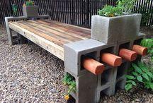 Diy garden construction: