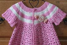 Crochet Baby Sweaters / by Sharin Ware