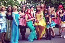 Hen Party Fancy Dress / Fancy celebrating in style? Planning a themed Hen Party? Our Fancy Dress Hen Party Pinterest Board might be just what you need to spark your imagination and help you think of fabulous fancy dress ideas. From Super Heroines to Disney Princesses, the possibilities are endless!