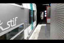 TRANSILIEN / les trains en île de France
