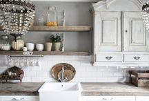 {Classic Kitchens} / by Molly