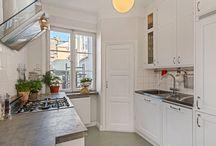 Völundsgatan / Min renoverade lägenhet som jag nu säljer, snyft!
