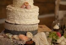 Wedding Cake Settings