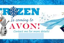Avon Frozen Elsa Doll / Avon Frozen Elsa Doll is coming to Avon this Christmas 2014! ©Disney Buy Avon Frozen products online by clicking on any of the pins below or going to www.youravon.com/eseagren