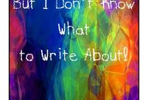 School - Writing / by Christen Ronksley