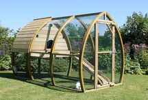 Arched Rabbit House