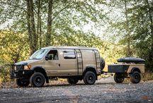 off road vans