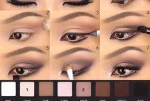 Lorac Pro / Eyeshadow looks using the original Lorac Pro palette