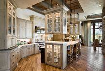 Kitchen and Dining Room Inspirations♥  / by Darla Telischuk