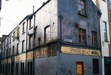 Dublin Ghost Signs of Dublin 1 / #DublinGhostSigns, Dublin 1