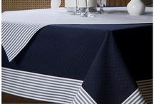modern table cloth