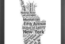 New York decore