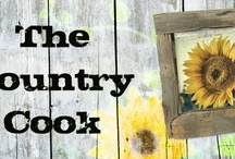 Country cooking / by Heather Harris