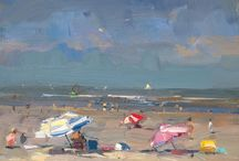 roos schuring beach and parasols