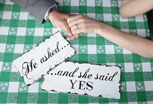 Finally...Wedding ideas!! / by Jessica Conway