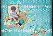 DIY || Papercrafts || basteln mit Papier / Papercrafting with or without photos is so much fun!   Scrapbooking || Photoalbem  Papierbasteln mit oder auch ohne Fotos macht Spaß!