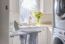 Desain interior : laundry room