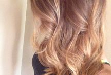 Hair - Bronde - Honey / Hair - Bronde - Honey