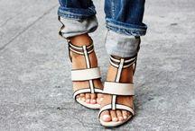 Schuhverliebtheit.