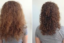 Curl Crème: Before & After