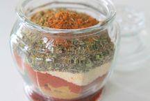 Recept - krydda