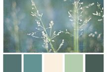 Home Decor - Color Palettes