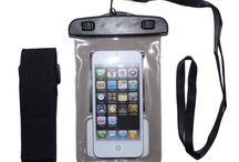 Mobile Phone Waterproof Case – iPhone Samsung Moto Nokia LG HTC Sony / Mobile Phone Waterproof Case designed for the iPhone but can fit any mobile device, iPod touch, camera, keys, satnav – anything that needs protection.