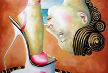 Art that moves me / by Amanda Strickland