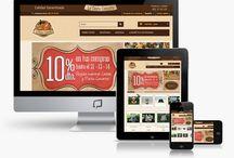 Desarrollo tienda online alimentación / Creación de Tiendas Online especializadas en alimentación y bebidas. Productos Caseros, embutido, boutique, groumet