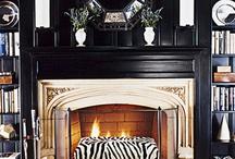Black Lacquer / by Hampton Hostess CG3 Interiors-Barbara Page Home
