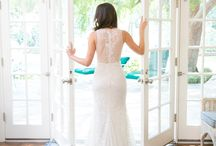 l a u r e l & r o s e | real Los Angeles Wedding