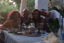 COMIDA EN LIRIA CON CRISTINA CHICOTE! Y SU CHICO / Una comida fantastica francis hizo una fidegua de marisco y verdura impresionante!!!