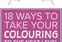 Colouring tips